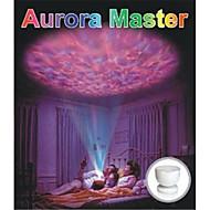 - 0.5 - W - Renk Değiştiren -Işıklı USB - Uzaktan Kontrol Edilen - Gece Lambası/Dekorasyon Işıkları/Noel Işıkları V