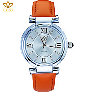 Women's Round Dial Calendar Function Casual Watch Leather Strap Quartz Fashion Watch Wrist Watch (Assorted Colors) Cool Watches Unique Watches