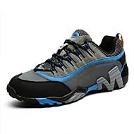 Men's Hiking/Trail Running/Walking Shoes Leather Brown/Gray/Khaki