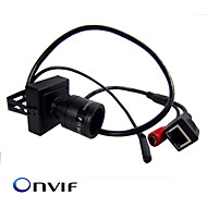 Bewegingsdetectie/Dual Stream/Remote Access/IR-cut/Plug and play - Binnen Mini - IP Camera