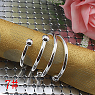 1 ks železo obdélníkové prsten ubrousku