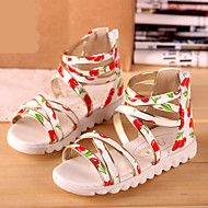 Girls' Shoes Casual Sandals with Zipper More Colors available