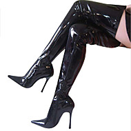 Women's Shoes Sexy Pointed Toe Stiletto Heel Over The Knee Boots More Colors available