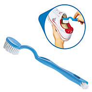 Fashion Convenience Multifunctional Cleaning Plastic Washing Shoe Brush 24.5*8.5 CM 1 PCS