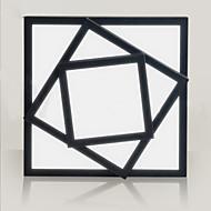 MAX 24W Contemporain LED Peintures Métal Montage du fluxSalle de séjour / Chambre à coucher / Salle à manger / Bureau/Bureau de maison /