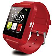 DGZ Smart Watch - Bluetooth 3.0 - Håndfri bruk / Mediakontroll / Beskjedkontroll / Kamerakontroll -Aktivitetsmonitor / Søvnmonitor /