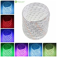250CM 36W Waterproof 150x5050SMD RGB / Warm White / Green / Blue / Pink / Yellow / Red / White LED Strip Lamp (DC12V)