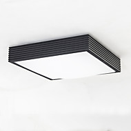 Aluminum Modern Led Ceiling Lights For Living Room Bedroom Balcony Square Home Ceiling Lamps