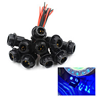 10x T10 5050 Car Socket Connector Extension LED Light Lamp Base Holder Nice
