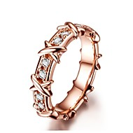Quality Genuine T Brand Sterling Silver Jewelry SONA Simulate Diamond Wedding Band Ring for Women 18K Rose Gold Plated