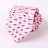 Pléd - Kravaty (Růžová/Červená , Polyester)