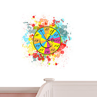 3D The Color Wall Stickers Wall Decals