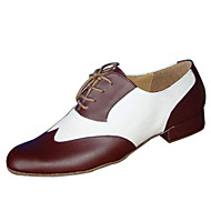 Customized Latin Ballroom Dance Shoes For Men More Colors