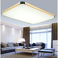 LED 64W Modern/kortárs LED Csiszolt Fém Mennyezeti lámpa Nappali szoba / Hálószoba / Étkező / Dolgozószoba/Iroda / Játékszoba / Garázs