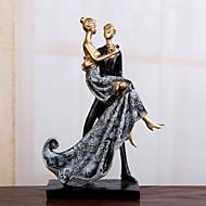 Figurine - Resin - Häät - Klassinen teema - Klassinen pari