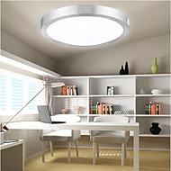 Flush Mount Lights LED 10W  Bedroom Light Round Simple Modern Diameter 26CM