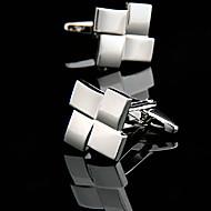 - Manschettenknöpfe - Manschettenknopf Kupfer - 1set