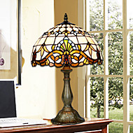Lampes de bureau - Tiffany - Verre - Tons multiples