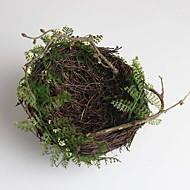 Большой высококачественный искусственный птичье гнездо набор 1
