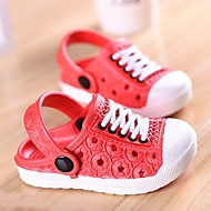 MEISJE - Noviteit / Slippers - Platte schoenen / Pantoffels ( Blauw / Geel / Roze / Rood )