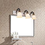 פמוטים / חדר אמבטיה קיר מודרני / מתכת עכשווית