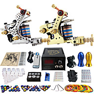 Solong Tattoo Beginner Kit 2 Rotary Tattoo Machine