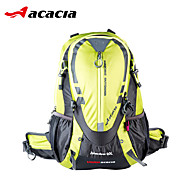 acacia Bike Bag 40LCycling Backpack Rain-Proof Reflective Strip Dust Proof Shockproof Wearable Multifunctional Bicycle Bag 420D Nylon