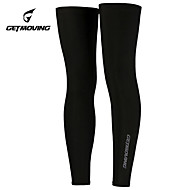 Compression Clothing Leg Warmers/Knee Warmers BikeBreathable Ultraviolet Resistant Moisture Permeability Compression Lightweight