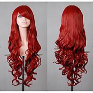 60cm Cosplay Anime Wig Long Curly Hair Wig