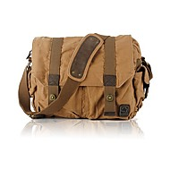 Lijin 2015 New Fashion Men's Casual Outdoor Canvas Crossbody & Messenger