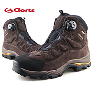 Clorts-Men's Outdoor Waterproof Wearable Hiking Shoes Mountaineering Boots