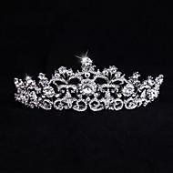 Dame Legering Medaljon-Bryllup / Speciel Lejlighed Diademer 1 Stykke