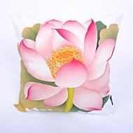 Coton Taie d'oreiller , Floral Moderne/Contemporain