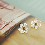 """New Arrival Hot Selling High Quality Simple Daisy Flower Earrings"""
