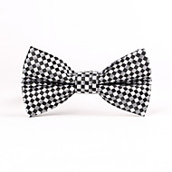 Small Squares Men Bow Ties
