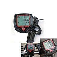 Bicicleta Computadores ( DE ABS , Preta ) -AV - Velocidade Média/Max - Velocidade Máxima/ODO -Odômetro/Auto Ligado/Desligado/DST -