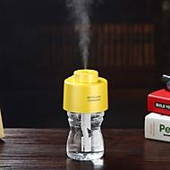 usb portable abs Wasserflaschendeckel Büro Aroma Diffuser Luftbefeuchter mit Flasche + 2pcs absorbierenden Filter klebt DC 5V