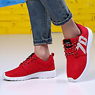 Walking Women's Shoes Black/Red