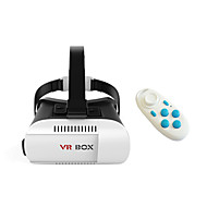 VR BOX Mobile 3D Glasses Virtual Reality Helmet Kotaku Storm Mirror With Remote Control