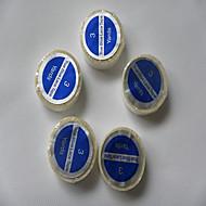 True Blue vrpce 3yards * 1.3cm širine 1 rola traka za kosu proširenje pričvrstiti obostrani jaki vodootporan traku
