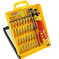 εργαλείο rewin® ακρίβεια 33pcs ηλεκτρονικών πληρωμών κατσαβίδι σύνολο χέρι που εργαλείο