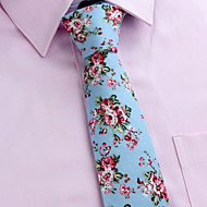 SKTEJOAN®Men's Business Wedding Fashion Cotton Tie (Width: 6CM)