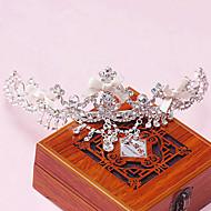 Women's Rhinestone/Alloy Headpiece - Wedding/Special Occasion Headbands/Flowers 1 Piece