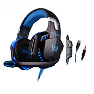 KOTION EACH G2000 Gaming Headphone Wired 3.5mm Volume Control with Microphone for PC