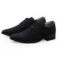 Men's Shoes Office & Career/Party & Evening/Casual Oxfords Black/Brown/Red