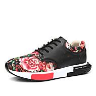 Men's Fashion Flat Heel Leather Shoes
