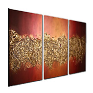 VISUAL STAR®Oil Painting Modern Abstract Hand Paint Canvas Art Ready To Hang