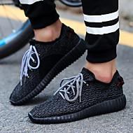 Men's Shoes Casual Linen Fashion Sneakers Black / Blue / Gray