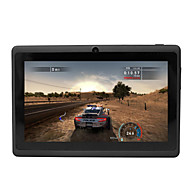 7 polegadas Android 4.4 Tablet (Quad Core 1024*600 512MB + 8GB)