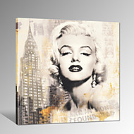 VISUAL STAR®Marilyn Monroe Canvas Print Artwork Star Wall Picture Ready to Hang